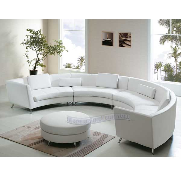 long curved sectional sofa