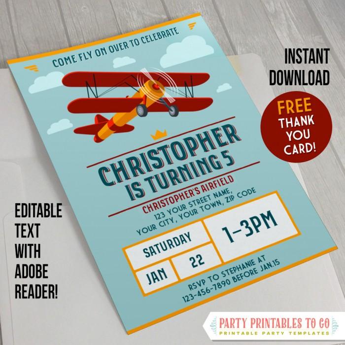 party printables 2 go