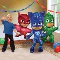 PJ Masks Airwalker Foil Helium Balloon 127cm / 50Inch ...