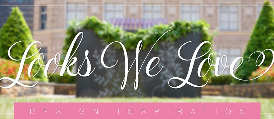 Party Rental Ltd. - Looks We Love Design Inspiration Brochure