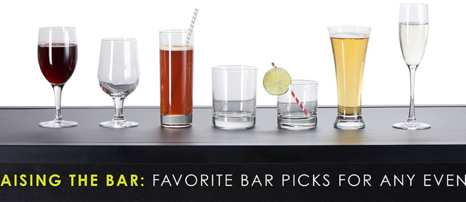Party Rental Ltd. - Raising the Bar: Bar-Related Picks for Any Event