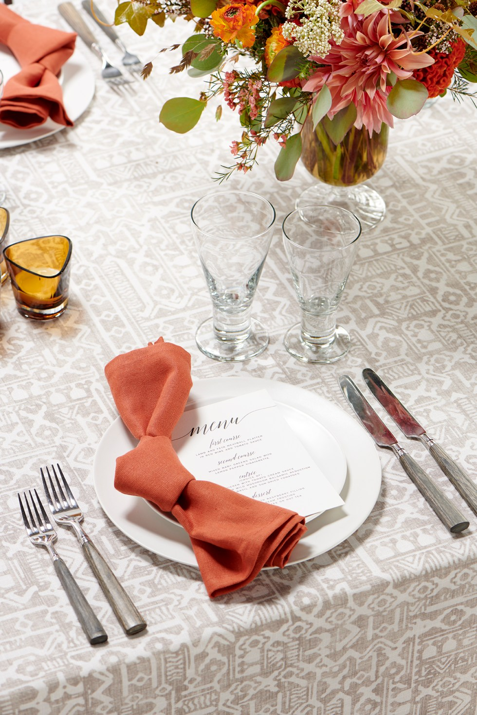 Party Rental Ltd  Fresh Looks For Thanksgiving Winter Holidays And New