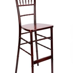 Cheap Chiavari Chair Rental Miami Medical Stair Rentals Party Mohogany Barstool