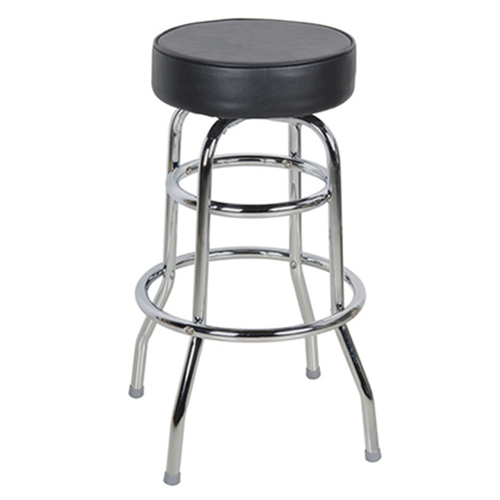 chair stool black ikea and footstool chrome bar with seat for rent in nyc partyrentals us