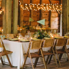 Bamboo Folding Chair Michael Guineys Covers For Rent In Nyc Partyrentals Us
