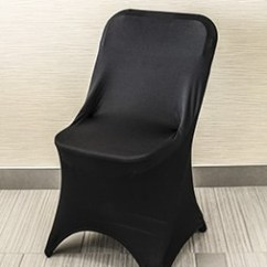 Black Chair Covers For Folding Chairs Quilted Swivel Party Rentals In Toronto | Table And Rentals, Tablecloth Cover Tent ...