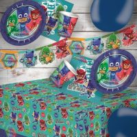 PJ Masks Party 8 to 48 Guest Premium Party Pack ...