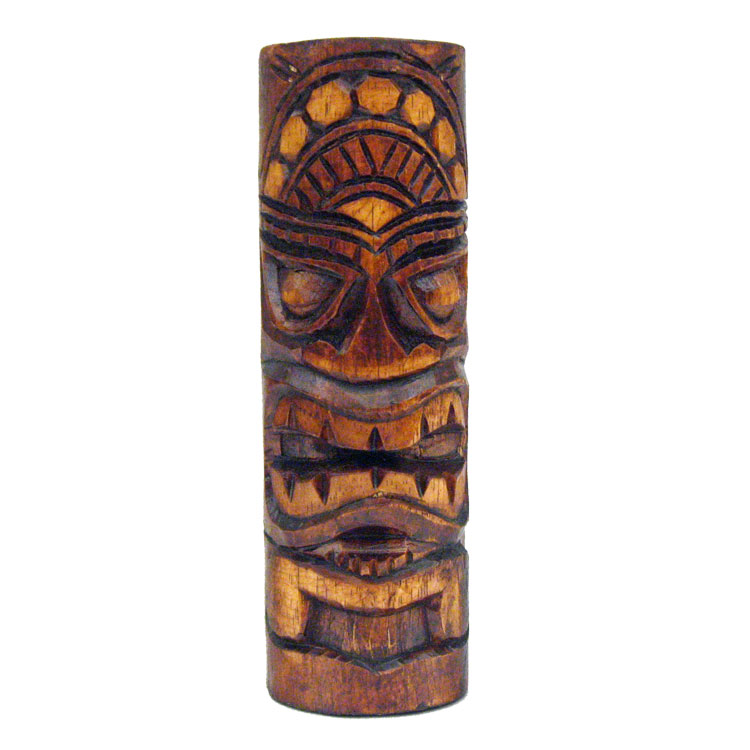 Hawaiian Tiki God Statue  Luau Party Decorations for Adults