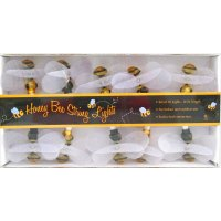 Honey Bee String Lights | Insects | Bugs | Spring & Garden ...