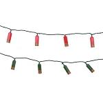 Vintage Glass-Style Buoy Float Electrig String Lights