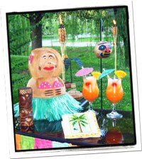 Hawaiian Luau Tiki Party Decorating Ideas & Hosting Guide