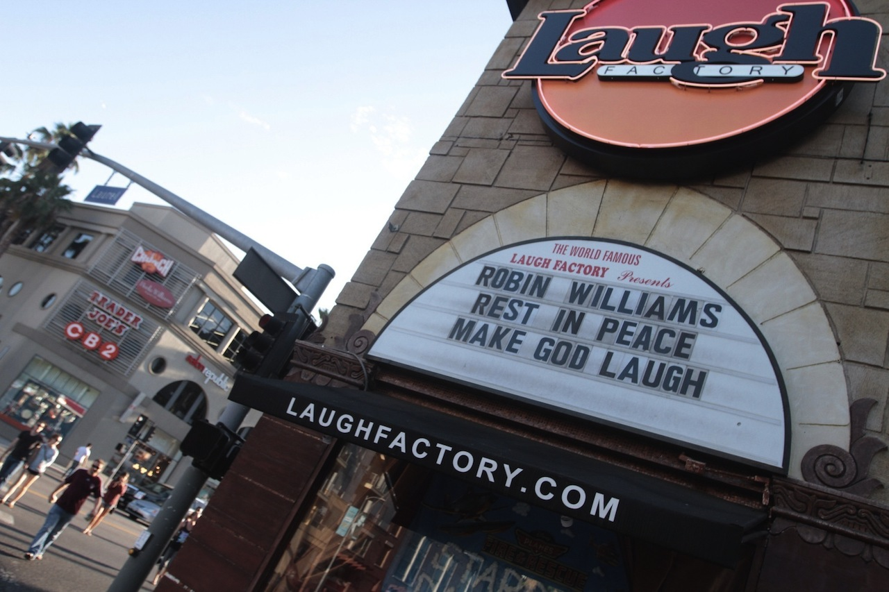 Laugh Factory Los Angeles Ca 90046