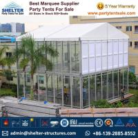 Used Event Tent & Double-Decker-Tent-Two-Story-Tents ...