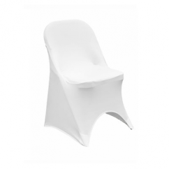 Black Chair Covers For Folding Chairs And White Desk Spandex Cover Party Time Rentals