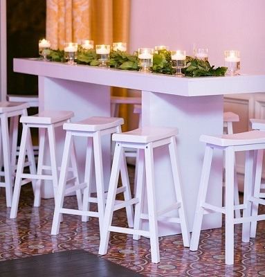 places to borrow tables and chairs heavy duty lift bariatric party time rentals barstools