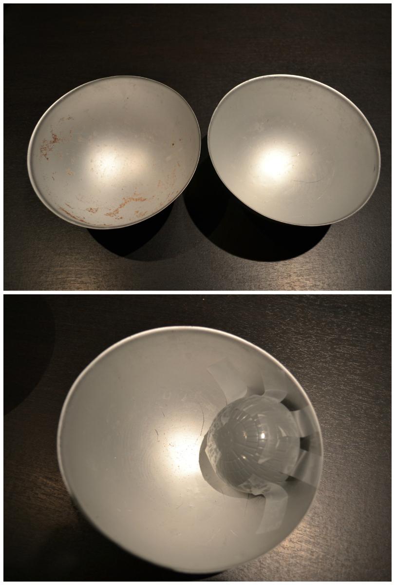 gateau boule demi sphere