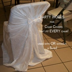 Universal Chair Covers For Rent Small Leather And Ottoman Rentals