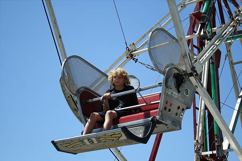 Ferris Wheel  Los Angeles PartyWorks Inc  Equipment