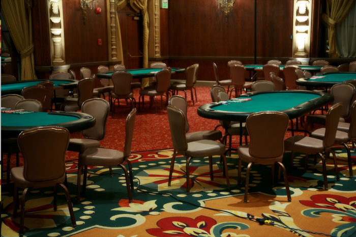 Poker Room  Los Angeles PartyWorks Inc  Equipment