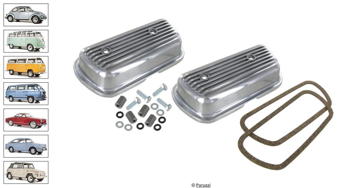 Volkswagen Beetle Bolt valve covers aluminum (Per Pair