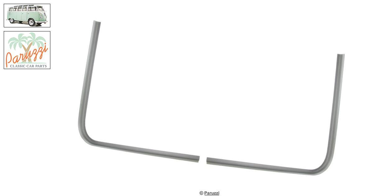 Volkswagen Split Bus Windscreen recess repair lower left