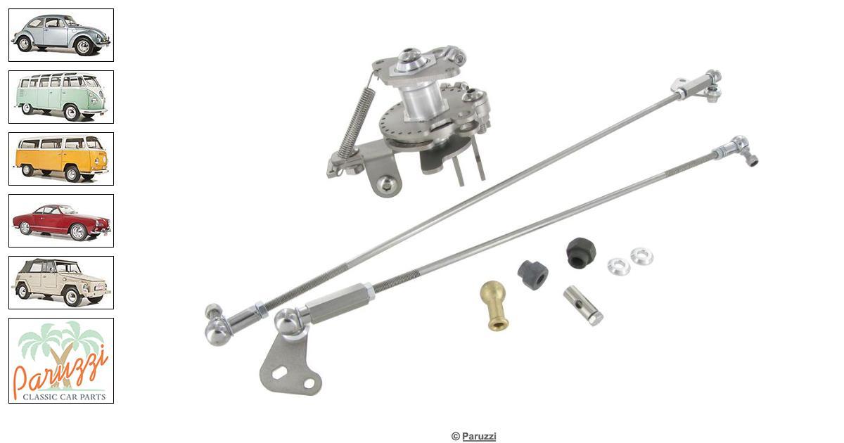 Volkswagen Beetle Bellcrank carburetor linkage number 2812