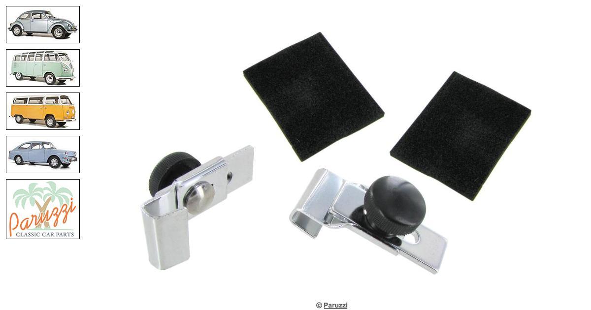 Volkswagen Beetle Universal vent locks (Per Pair) number 370