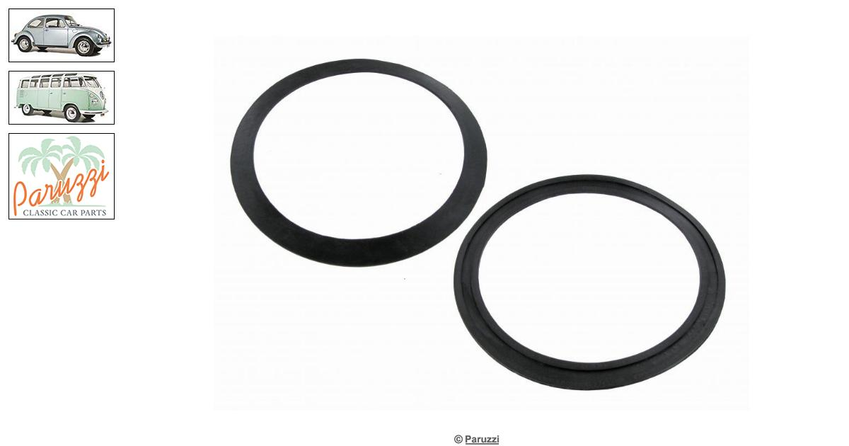 Volkswagen Beetle Seal headlight lens (Per Pair) number