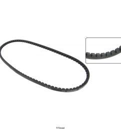 generator v belt toothed b quality  [ 975 x 975 Pixel ]