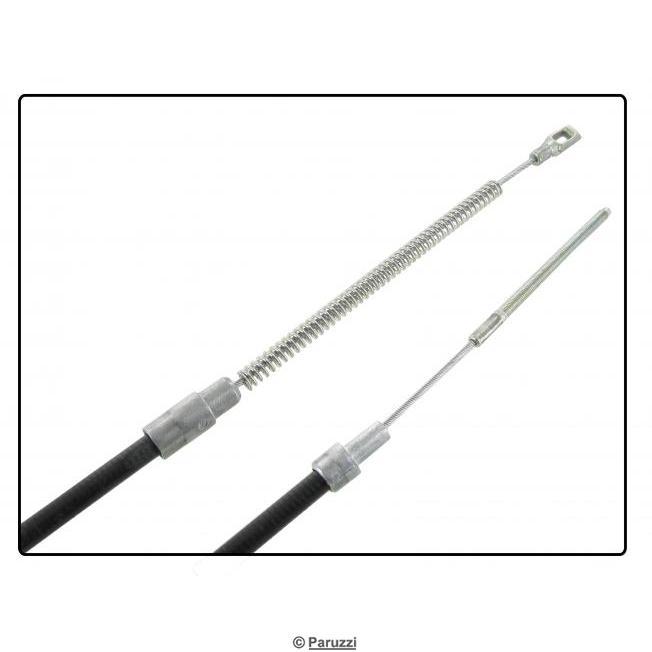 Volkswagen Bay window Handbrake cable 380/2960mm number