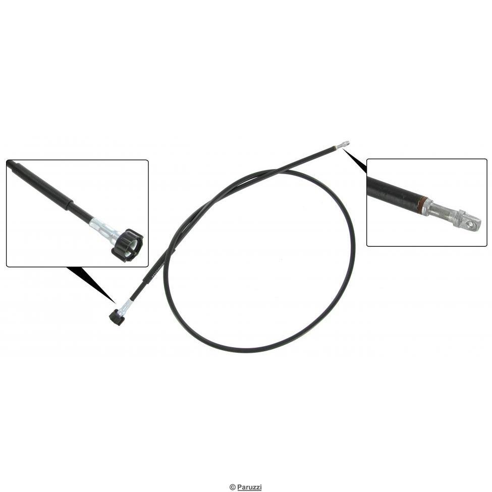 Volkswagen Beetle Speedo cable B-quality number 2697 / 111