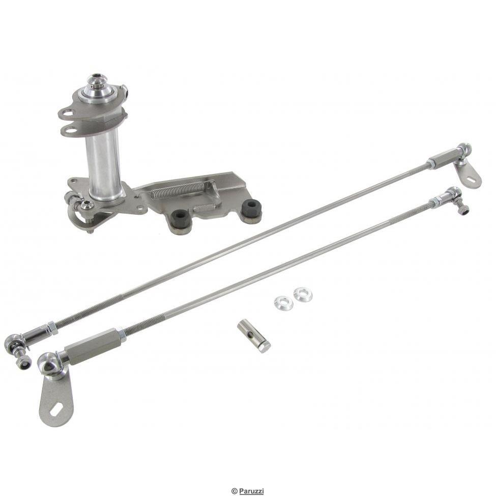 medium resolution of carburetor linkage t1 standard fan and idf