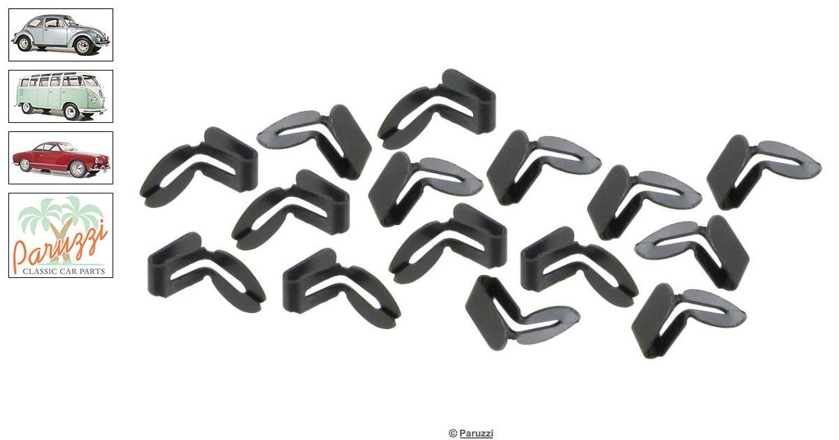 Volkswagen Beetle Trim panel clips (15 pieces) number