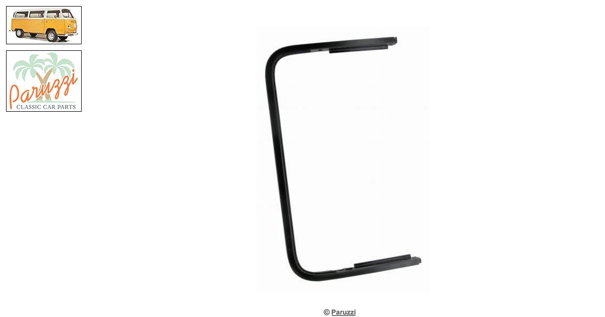 Volkswagen Bay window Middle or rear vent wing frame