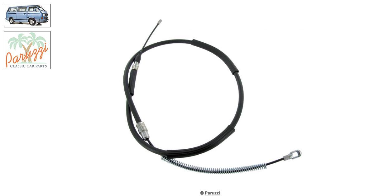 Volkswagen Vanagon/T25 Handbrake cable (each) number 70920