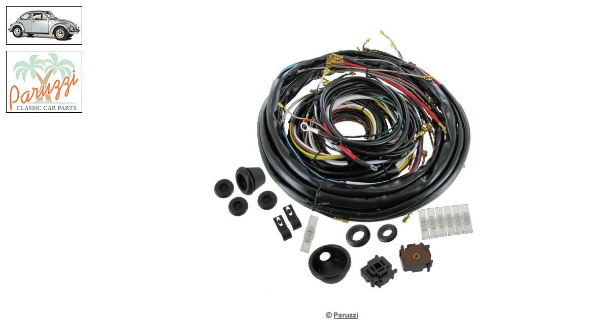 [Download 45+] Elektrisch Schema Vw Kever 1200