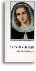 Vierge des Douleurs du Pré Neuf de L'Escorial