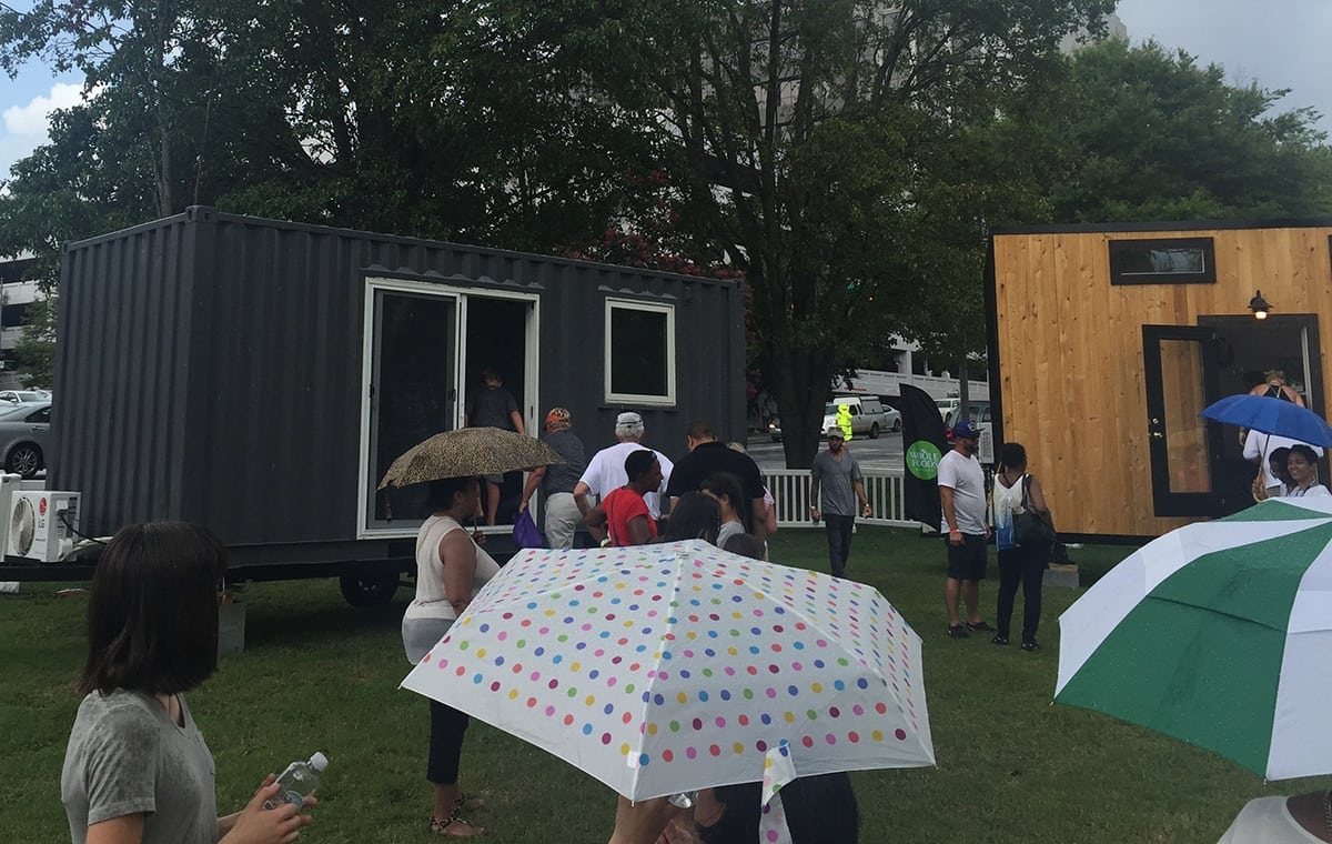 Decatur Tiny House Festival