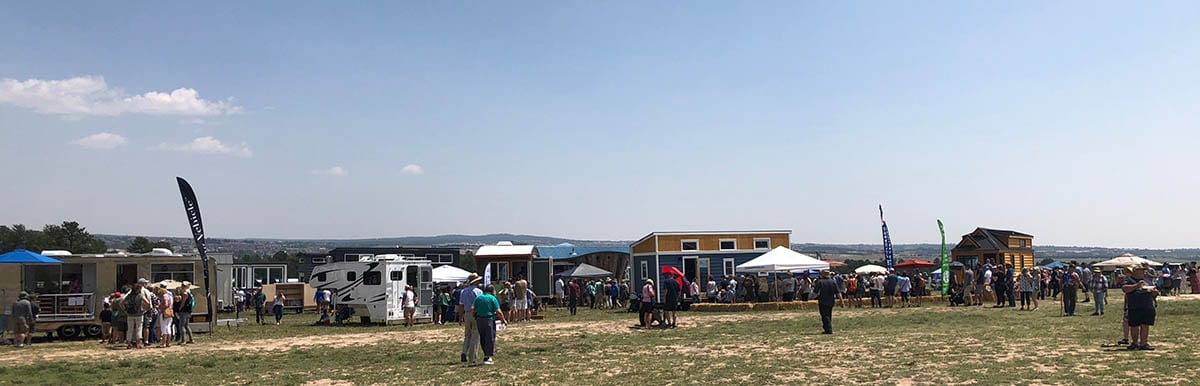Colorado Springs People's Tiny House Festival