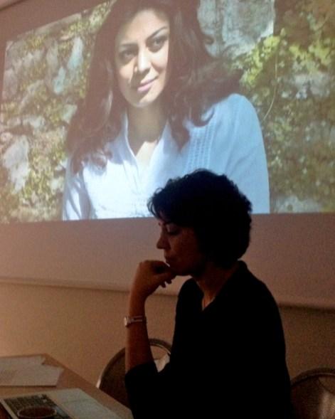 Parya Vatankhah, Talk, INHA, Paris