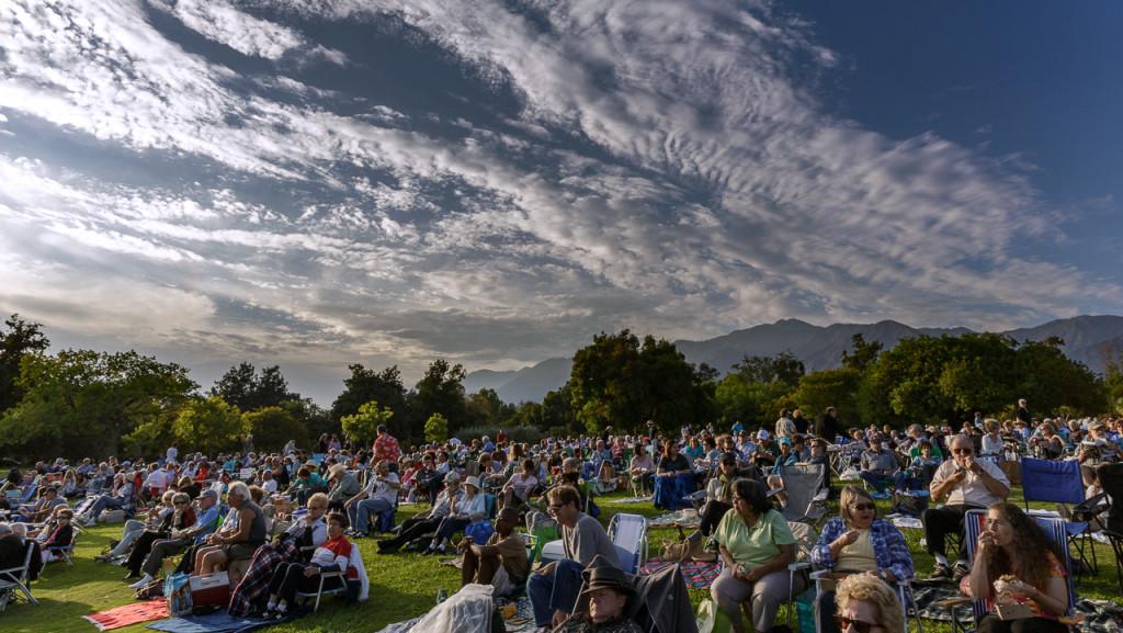 LA County Arboretum  Pasadena Symphony and POPS