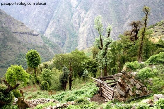 campo base sur monte everest ruta trekking nepal
