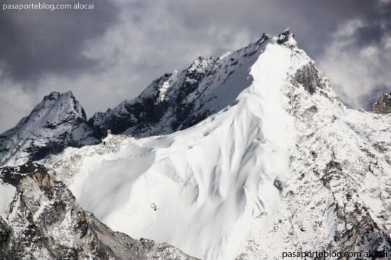 monte everest nepal campo base sur