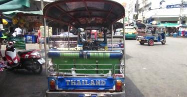 Bangkok y Chatuchak Market