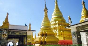 Alojamiento en Myanmar
