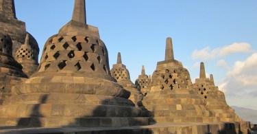 Yogyakarta, Borobudur, Prambanan