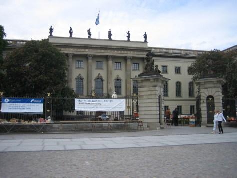 Universidad Humboldt Berlin