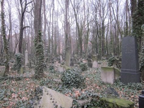 cementerio judío Weissensee Berlin