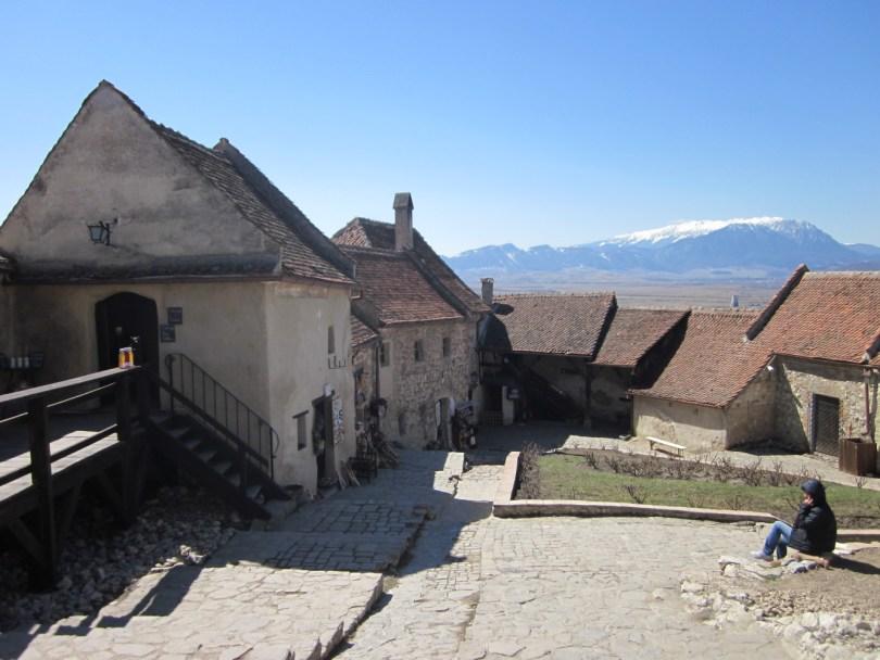 Fortaleza Rasnov