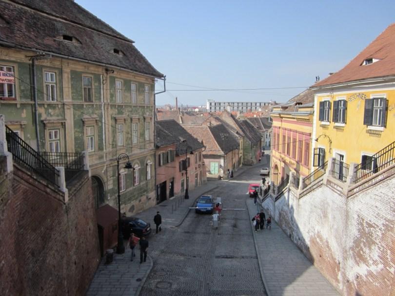Calles Sibiu